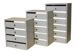 Почтовый металлический ящик